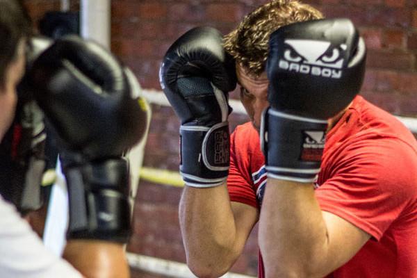 Train Boxing Class