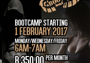 Train Gym Bootcamp