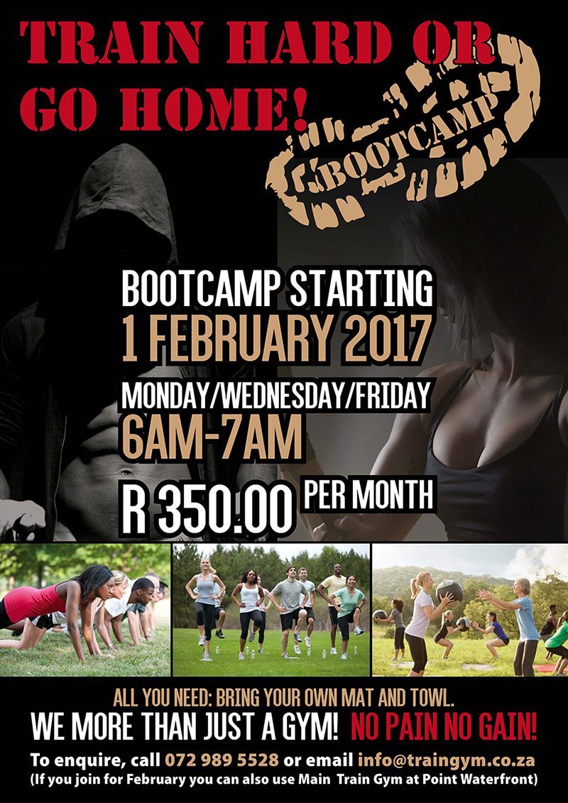 Bootcamp Durban North