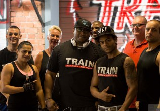 Train Gym Durban Point