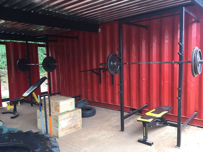 Train Container Gyms Train Gym