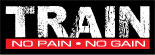 Train Gym Logo
