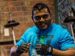 Vilo - Personal Trainer @ Train Gym