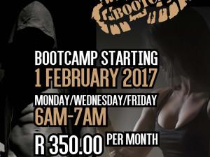 Train Gym Bootcamp