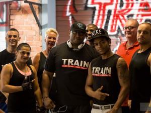 Train Gym Durban Point
